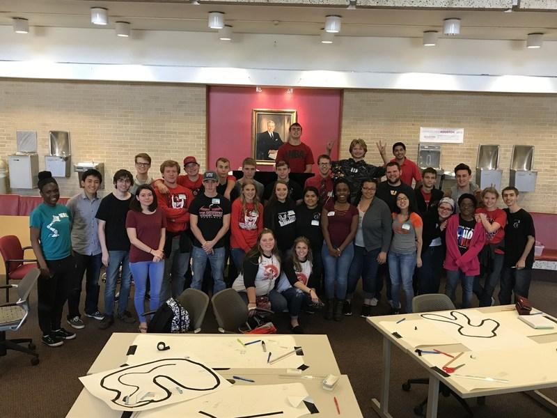 COHS Robotics and Rocketry Students Visit UH Thumbnail Image
