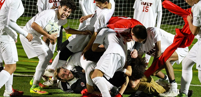 GHS Boys Soccer Team Undefeated Thumbnail Image