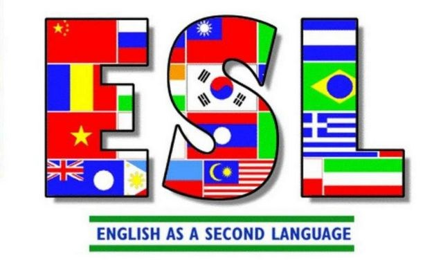 ESL English as a Second Language