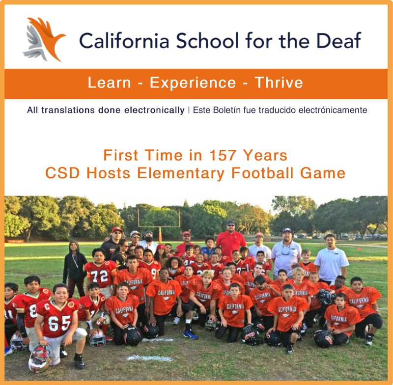 September Cal News - Click to view