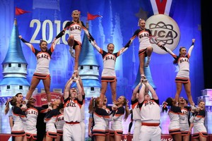 Blackman Cheerleading