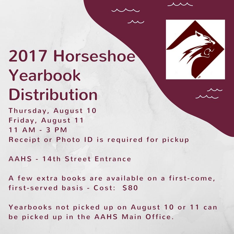 Class of 2017 Yearbook Distribution Thumbnail Image