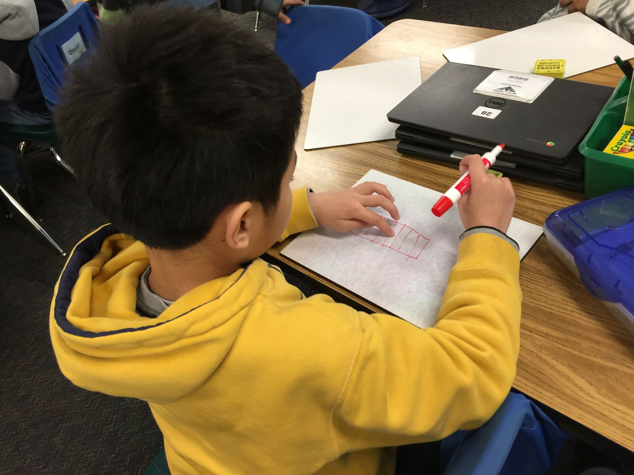 Estimating Fractions