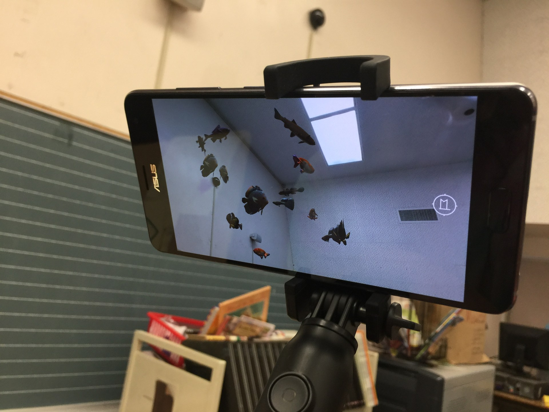 Google Augmented Reality Expeditions