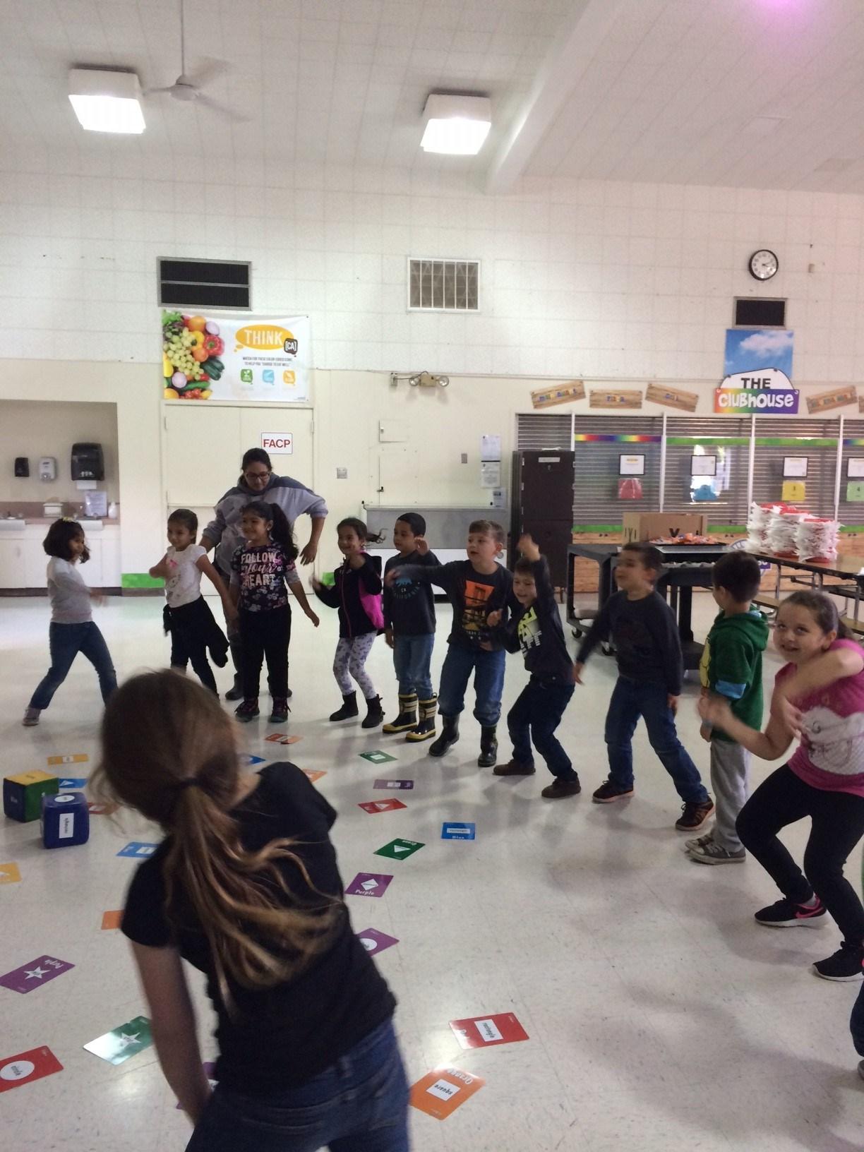 Kinder Indoor PE Fun