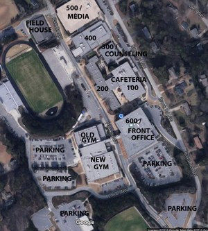 DHS Map