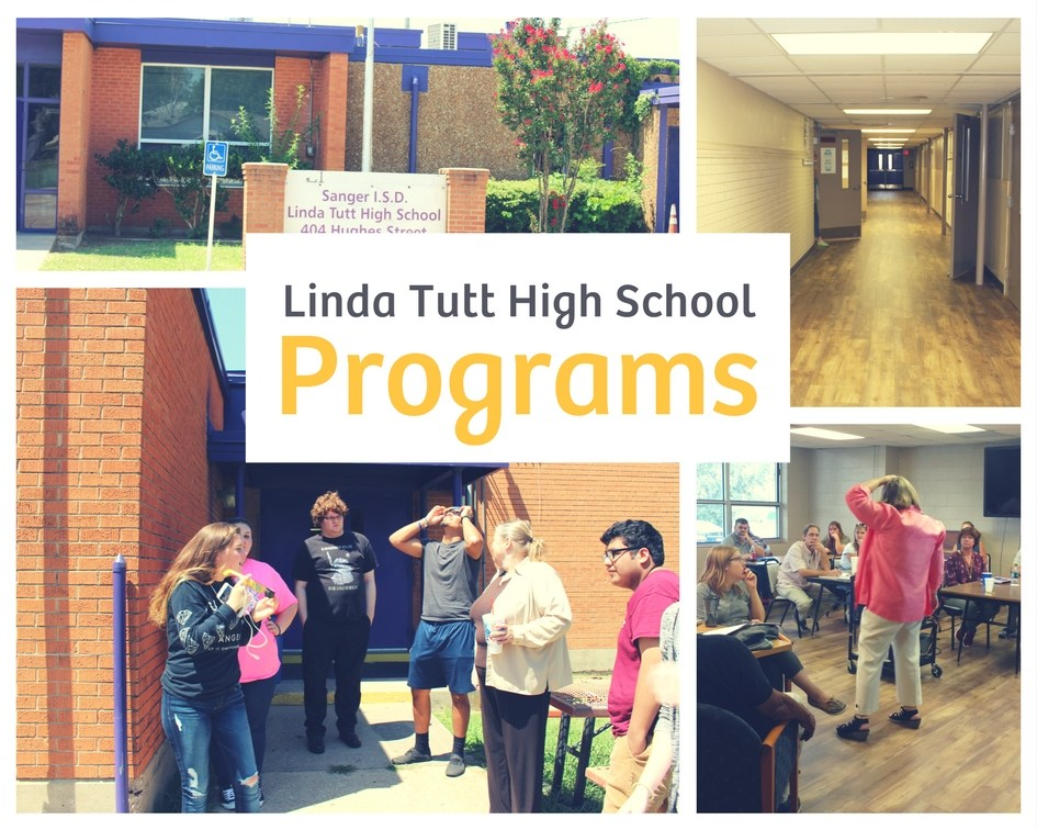 Linda Tutt High School Programs