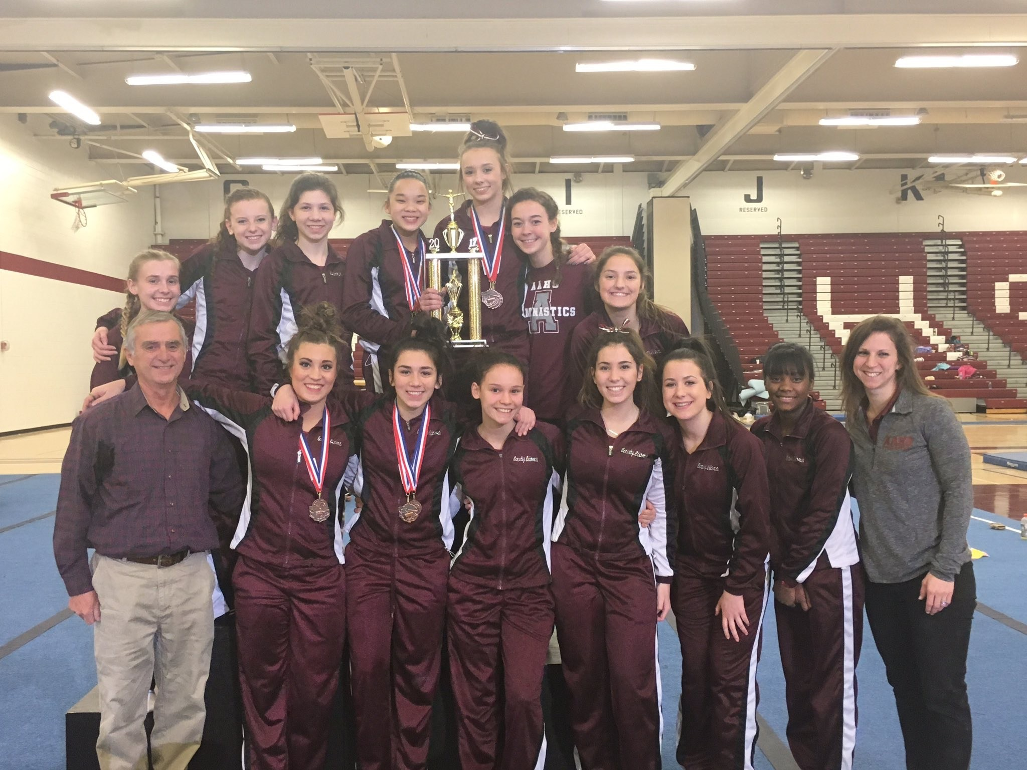 Central PA Gymnastics Championship