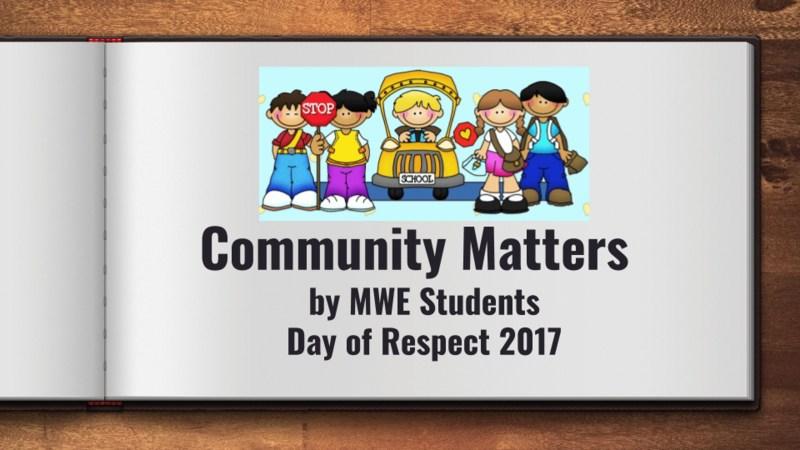 Community Matters Book Thumbnail Image