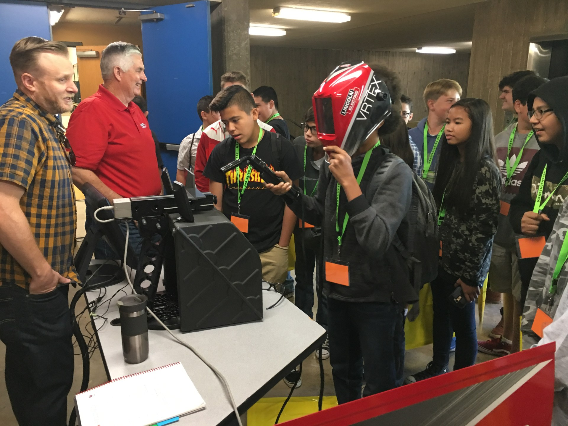 Manufacturing Day Career & College Readiness William S. Hart District Remo