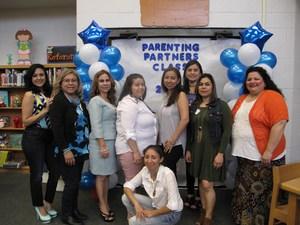 Parenting partners graduation