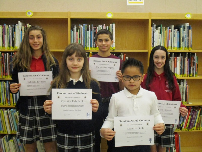 South Campus Random Acts of Kindness Winners Featured Photo