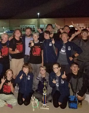 Band Qualifies For State