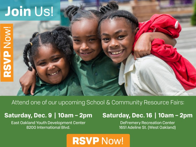 Enrollment Fairs Dec 9&16! Thumbnail Image
