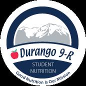 Durango 9-R Student Nutrition logo.