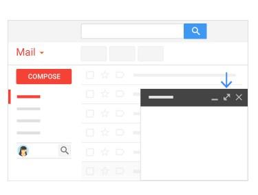 Composing Email Screenshot