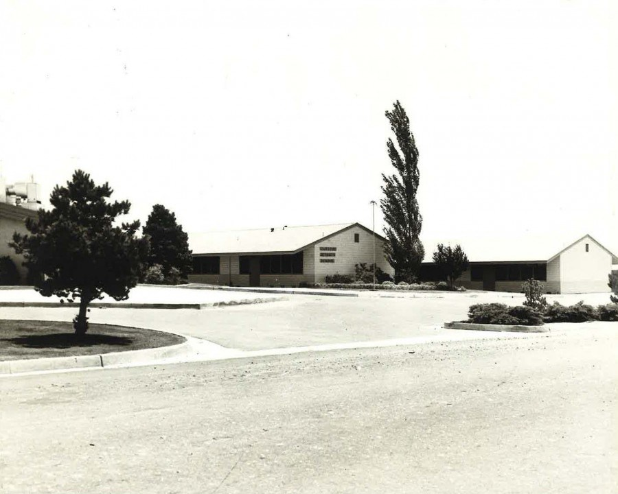 College Heights circa 1950's.