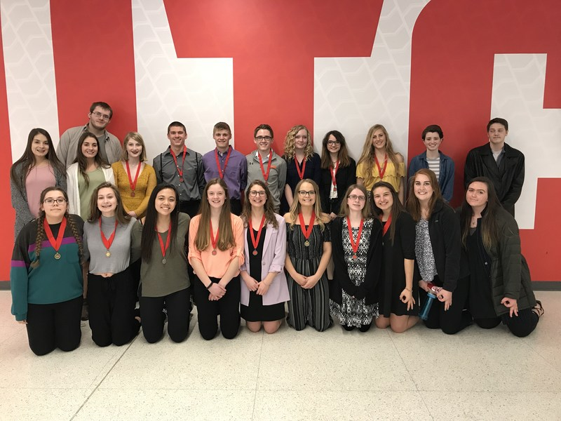 MHS students advance to State Competition for National History Day Thumbnail Image