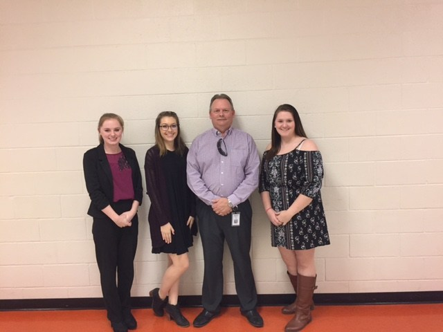 West Wilkes High Students Participate in Mock Interviews