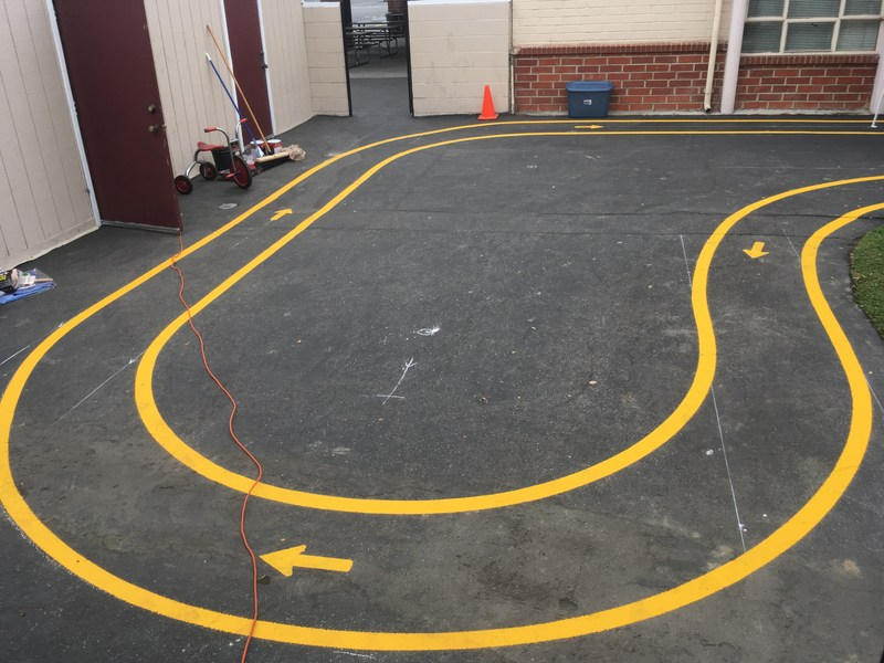 Check out our school's updated Kindergarten/TK play ground! Featured Photo