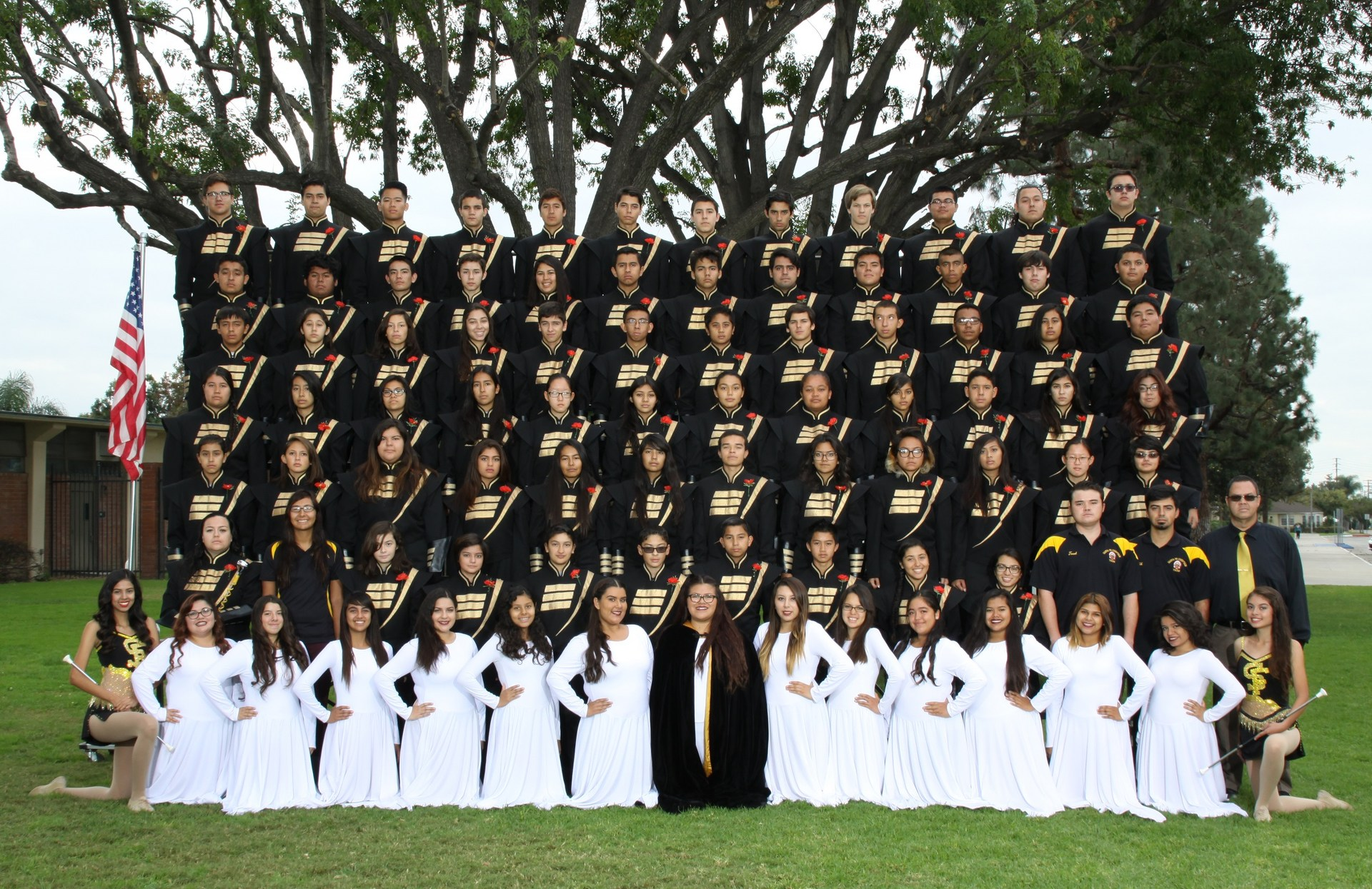 Santa Fe High School Marching Band