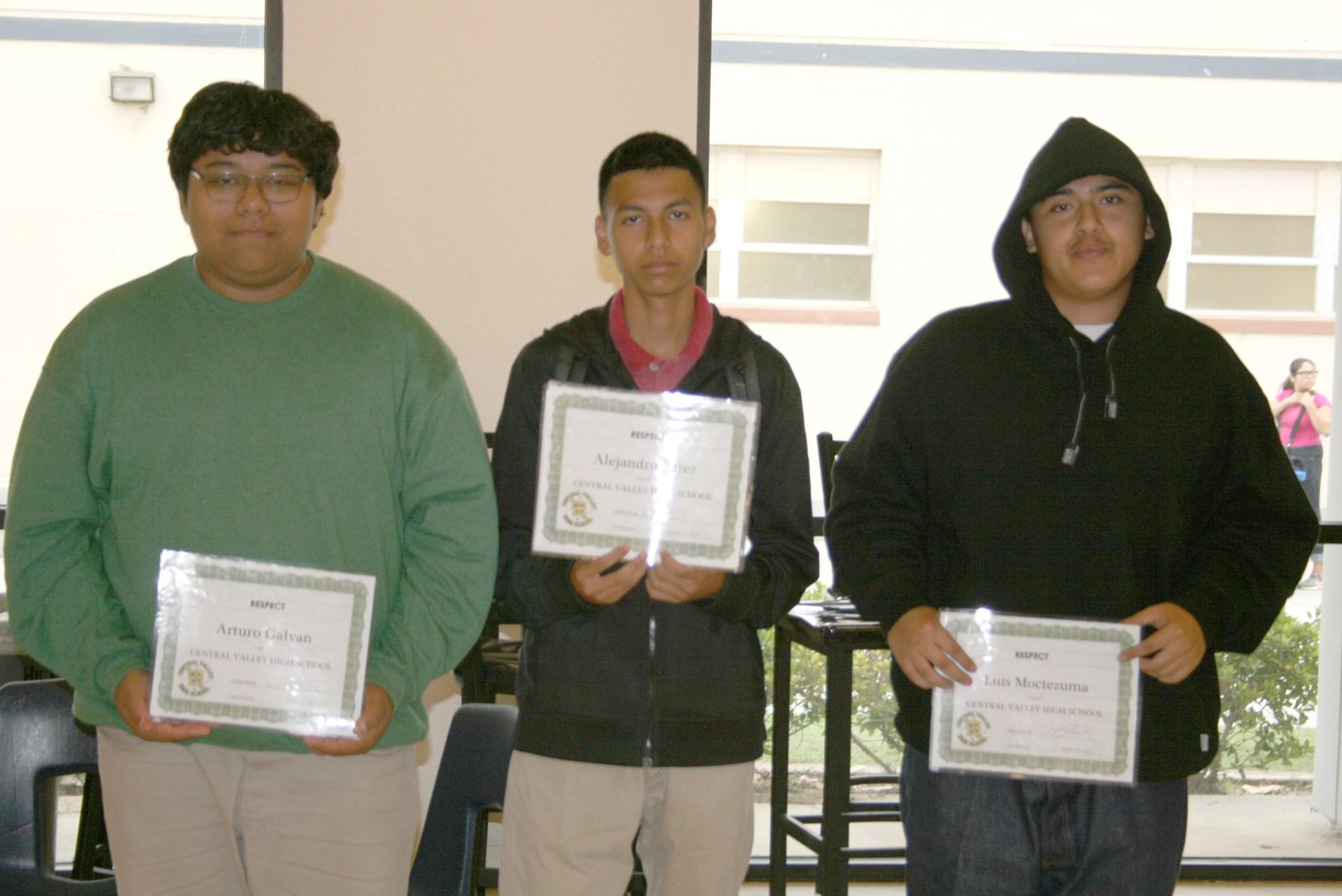 Academic Achievement Awards