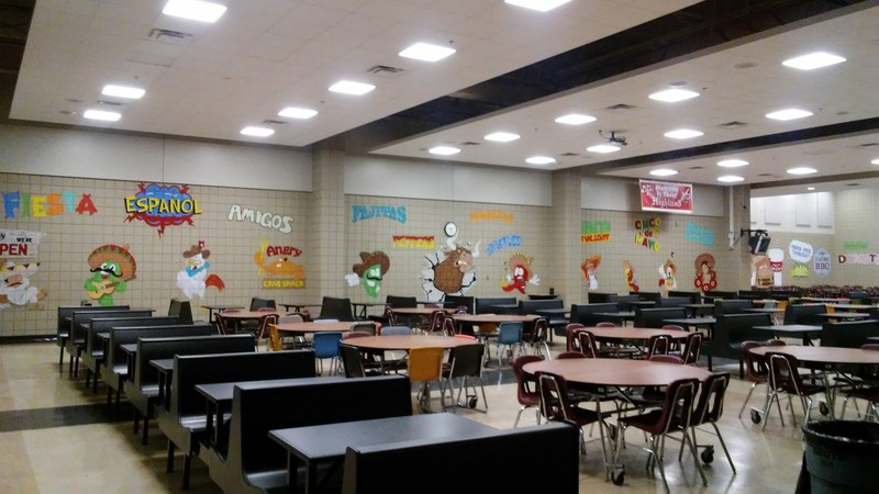 WOW!!!  Look At HMS Cafeteria Walls! Thumbnail Image