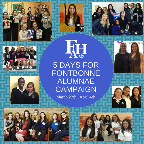 5 Days for Fontbonne Campaign Thumbnail Image