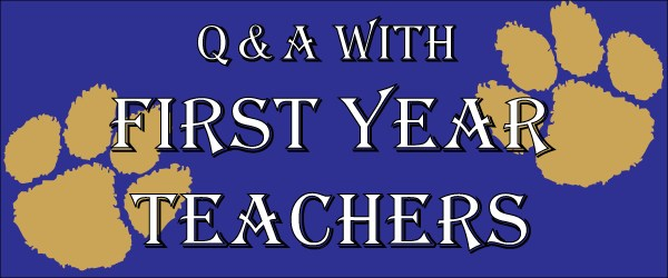 Q & A With First Year Teachers