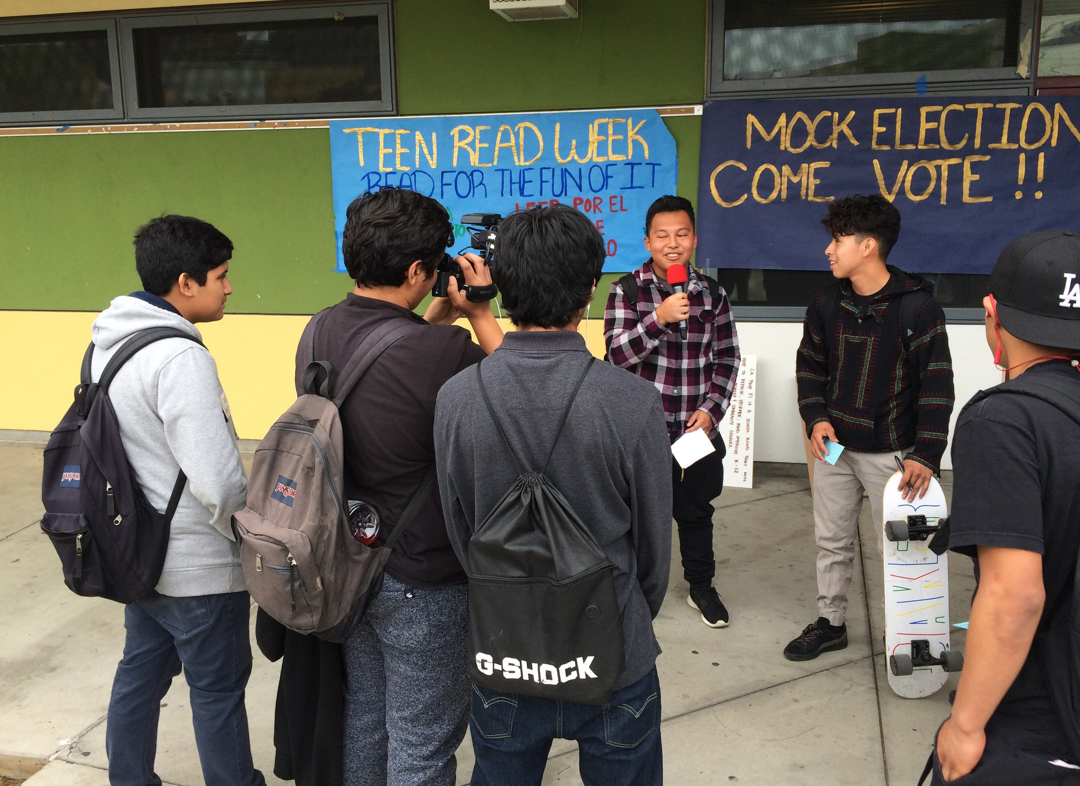 RLC Digital Video Club - Roybal Votes