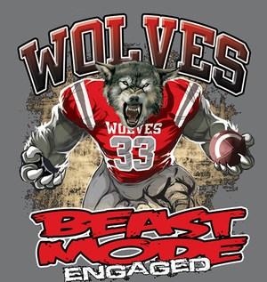 Wolves Beast Mode Engaged Image