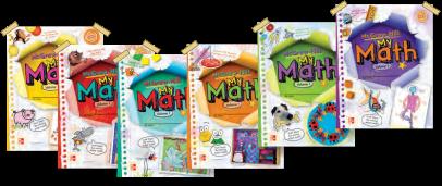 MyMath Books