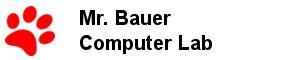 Mr. Bauer - Computer Lab