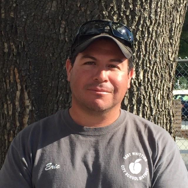 Lead Groundsman - Eric Lopez