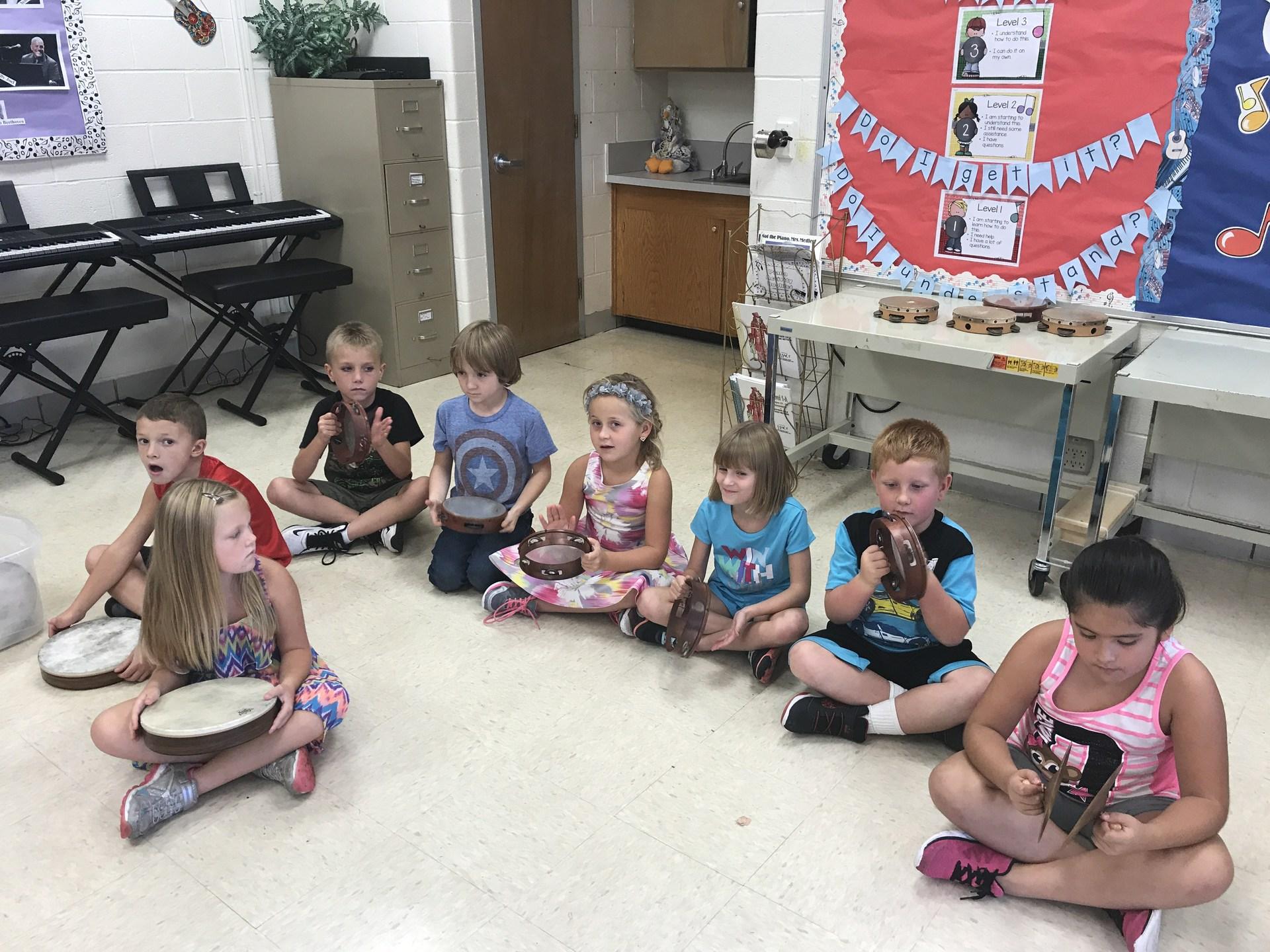 2nd Grade Rhythm