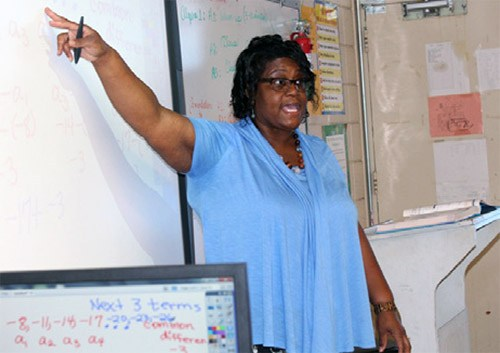 Lillie Bryant, Natchez High School Math Teacher featured in the Summer Issue of School Focus Thumbnail Image