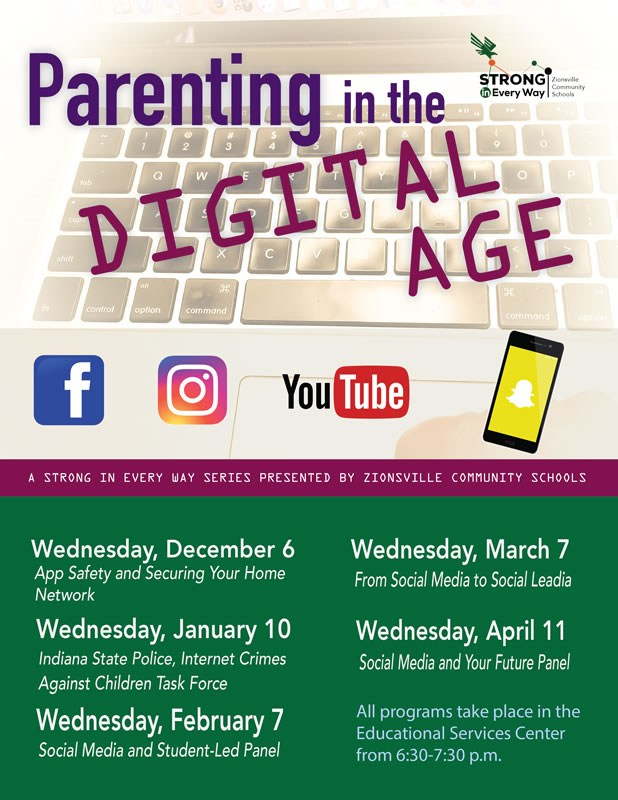 Parenting in the Digital Age Thumbnail Image
