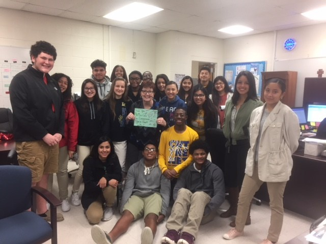 ECHS Honors Mrs. Cole on National Counselor Week Thumbnail Image