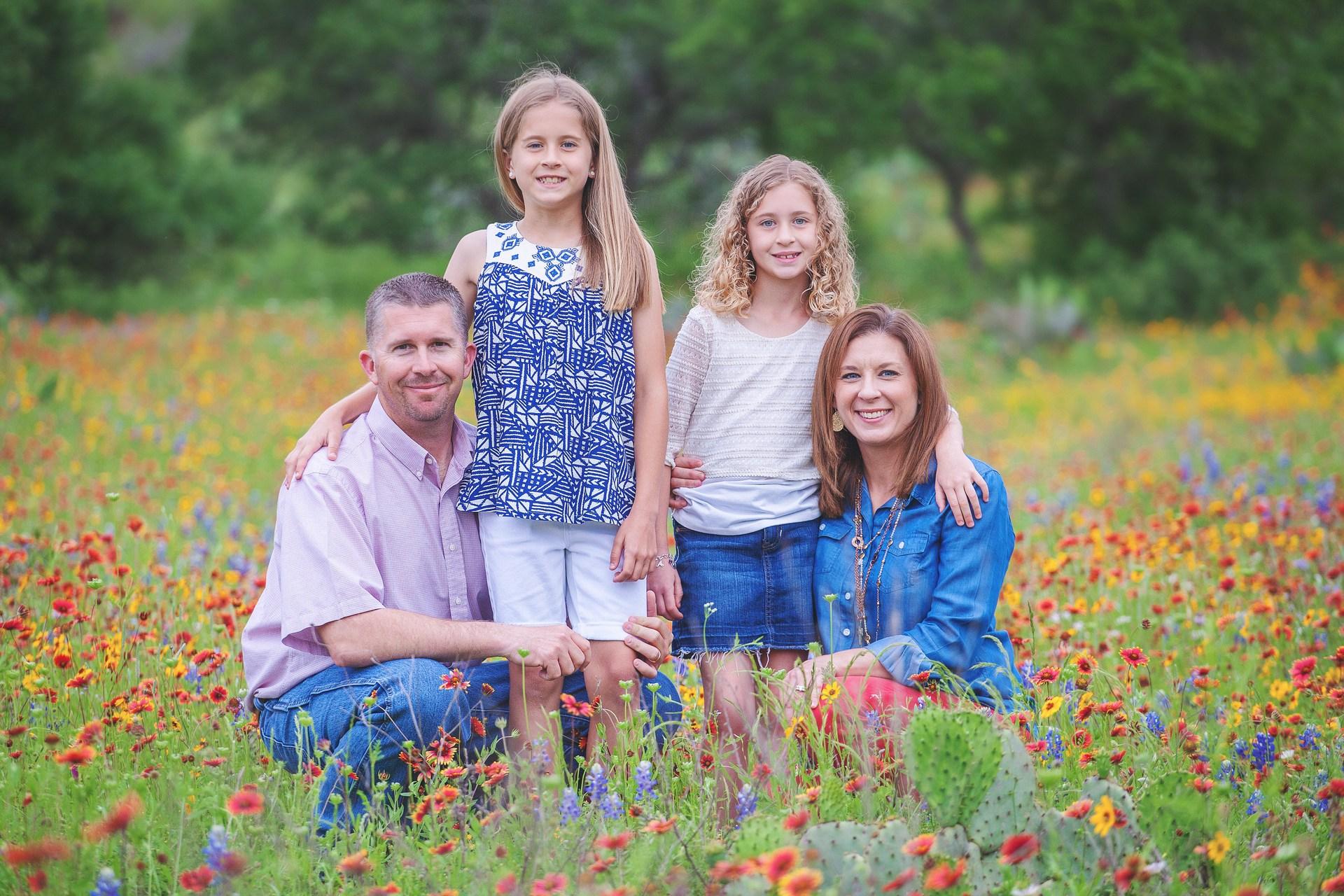 Burns Family Photo