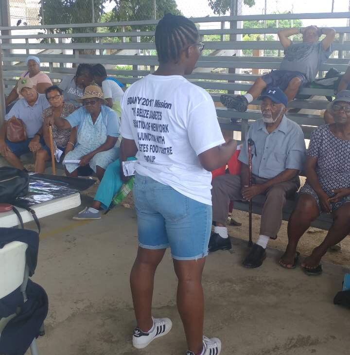 Gabrielle Wells Provides Medical Aid in Belize Featured Photo