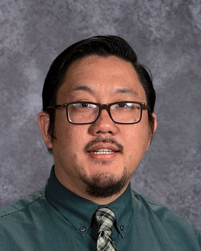 Lawrence Shin - Principal/History/Electives