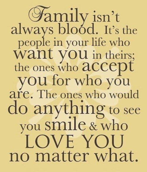 Our FAMILY matters!