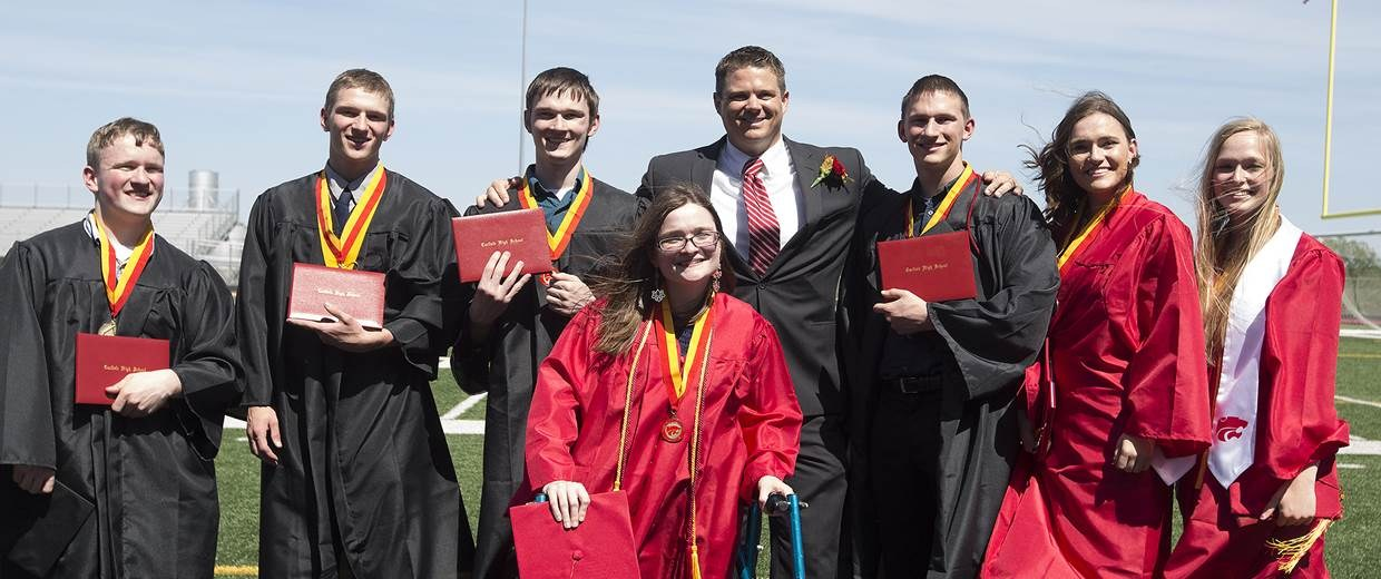 Blackmore and the McCaughey septuplets