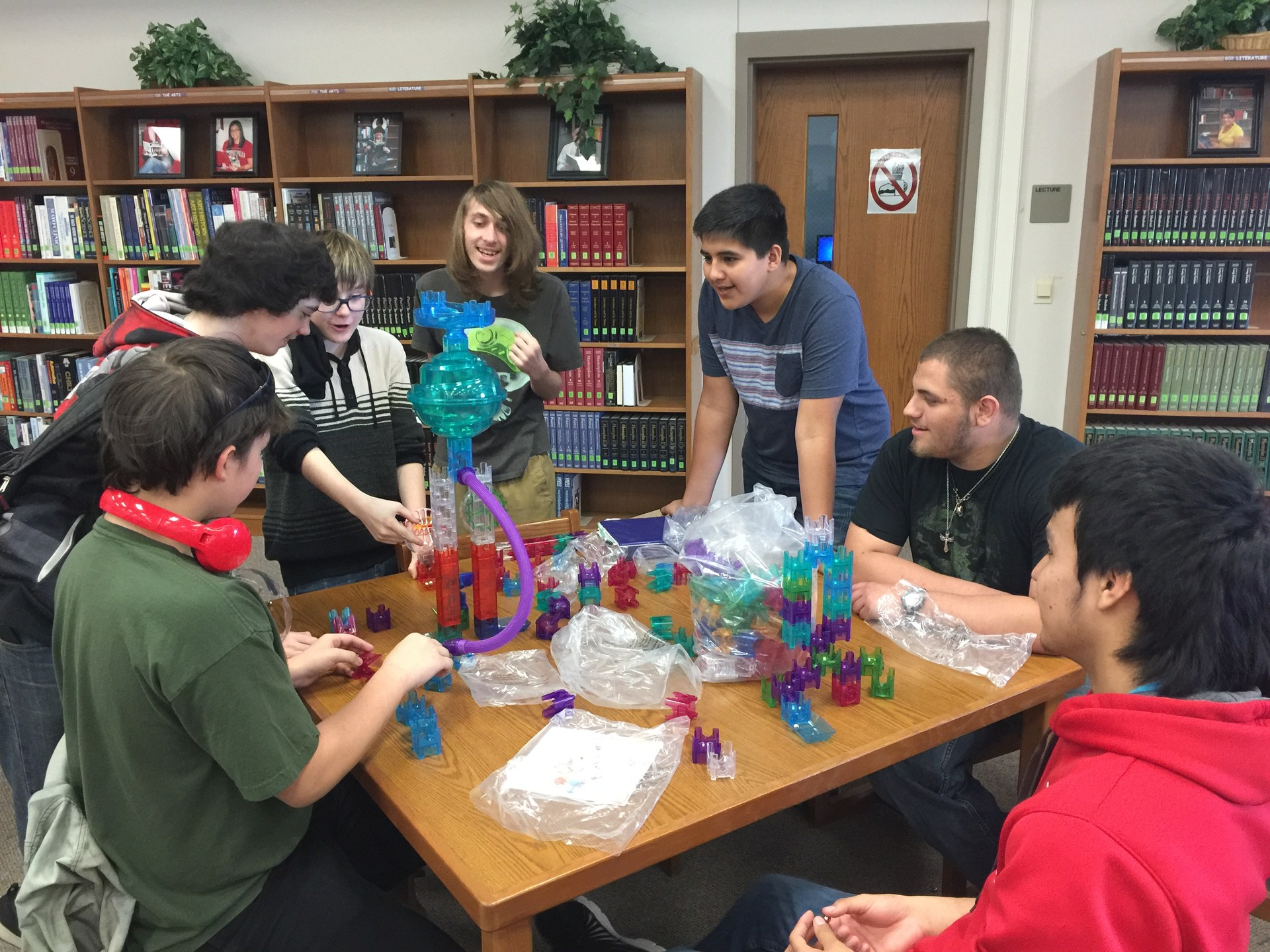 maker space mania