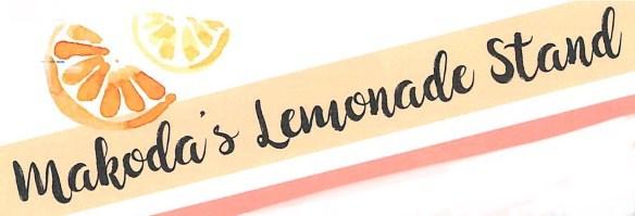 Lemonaide stand logo