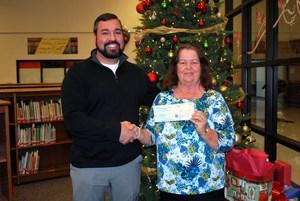 WG Nunn Teacher Wins McDonalds Grant