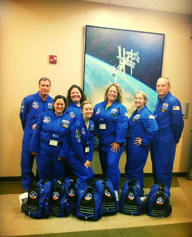 TCS Teacher STEM Club at NASA Space Camp Featured Photo