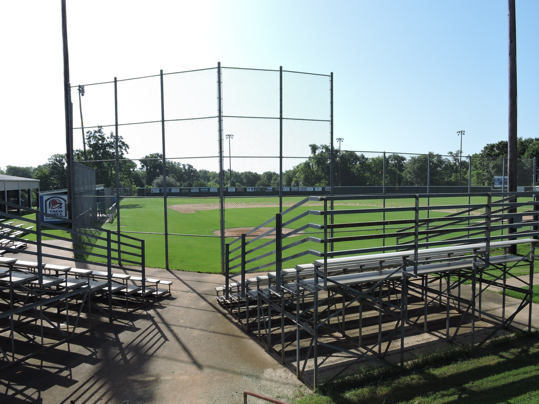 view of the Norman Baseball Field