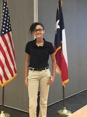 7th Grade MNTMS Student Alexandria Pierson.=