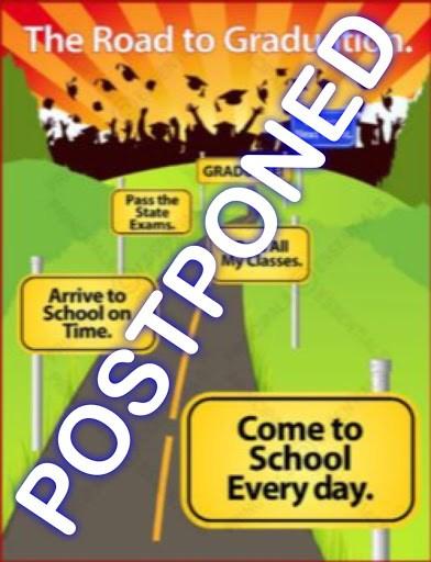 POSTPONED: Road to Graduation Workshop Thumbnail Image